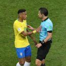 Brazil vs. Belgium: Quarter Final - 2018 FIFA World Cup Russia - 405 x 600