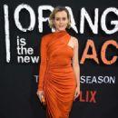 Taylor Schilling – 'Orange Is The New Black' Final Season Premiere in New York - 454 x 681