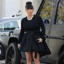 Kim Kardashian: stopping by Fred Segal in Wets Hollywood
