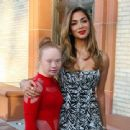 Nicole Scherzinger Arrives at the Special Olympics Celebrity Dance Challenge held at The Wallis Annenberg Center for the Performing Arts Beverly Hills Ca July 31,2015 - 454 x 340