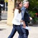 Kate Middleton – 1851 Trust Roadshow at the Docklands Sailing and Watersports Centre in London - 454 x 650