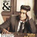 Prateik Babbar - Andpersand Magazine Pictorial [India] (March 2012) - 421 x 550