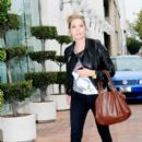 Ashley Benson Goes Shoe Shopping in Los Angeles