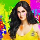 Katrina's New Picture From Slice ad