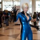 Marie-Claude Bourbonnais as the Invisible Woman