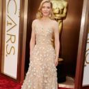 Cate Blanchett At The 86th Annual Academy Awards (2014) - Arrivals