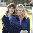 Mitchel Musso and Tiffany Thornton