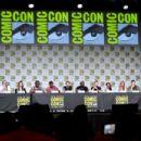 Jessica Szohr – 'The Orville' Panel at Comic Con San Diego 2019 - 454 x 303