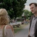 David Morrissey and Laurie Holden in The Walking Dead - 454 x 255