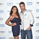 Michelle Heaton Now Christmas Party In London