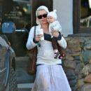 Pink And Willow Stop At Marmalade Cafe In Malibu