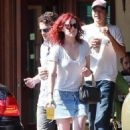 Rumer Willis And Micah Alberti Break-Up