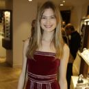 Behati Prinsloo Tommy Hilfiger Boutique Opening Party In Paris