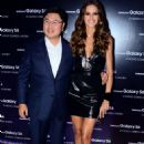 Izabel Goulart Samsung Galaxy S6 S6 Edge Launch At Jk Iguatemi In Sao Paulo