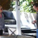 Arnold Schwarzenegger's new lady Heather Milligan