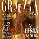 Paola Cortellesi – Grazia Italy Magazine (December 2019) - 454 x 582