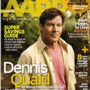 Dennis Quaid - AARP: The Magazine Cover [United States] (September 2010)