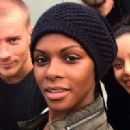 Tika Sumpter and Nicholas James