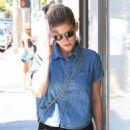 Kate Mara Out in Beverly Hills - 454 x 651