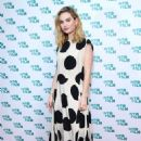 Lily James – Into Film Award 2019 at Odeon Luxe Leicester Square in London 04/03/2019 - 454 x 661