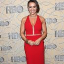 Alyssa Milano attends HBO's Official Golden Globe Awards After Party at Circa 55 Restaurant on January 8, 2017 in Beverly Hills, California - 400 x 600