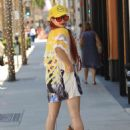 Phoebe Price – Shopping Candids in Beverly Hills - 454 x 628