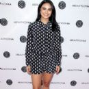 Camila Mendes – Beautycon Festival Day 1 in Los Angeles - 454 x 681
