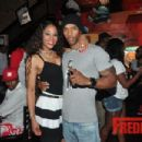 Mimi Faust and Nikko Smith