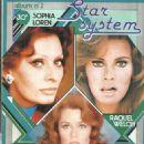 Star System Magazine Cover - Sophia Loren, Raquel Welch, Jane Fonda