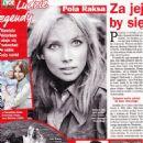 Pola Raksa - Zycie na goraco Magazine Pictorial [Poland] (1 October 2015) - 454 x 594