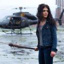 Marie Avgeropoulos as Sandra Lowe in Dead Rising: Endgam - 454 x 270