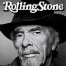 Merle Haggard - Rolling Stone Magazine Cover [United States] (5 May 2016)