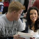 Jesse Plemons and Jurnee Smollett
