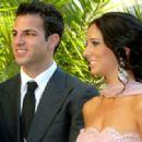 Cesc Fabregas And Carla