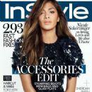 Nicole Scherzinger Instyle Uk Cover October 2014