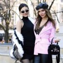 Victoria Justice and Madison Reed by Sharon Litz Photoshoot in New York - 454 x 560