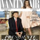Donald Trump - Vanity Fair Magazine Cover [Italy] (23 December 2015)