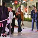 Paris Jackson – Arriving at 'Fendi Prints On x Nicki Minaj' collab launch party in Beverly Hills - 454 x 302