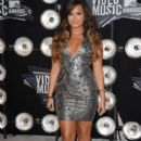 Demi Lovato At The 2011 MTV Video Music Awards - Arrivals