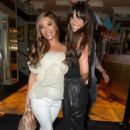 Chelsee Healey and Jennifer Metcalfe – Night out at The Ivy in Manchester - 454 x 672
