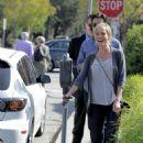 Julie Benz - Leaving Lemonade In West Hollywood, 2010-03-19