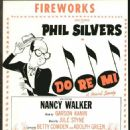 Do-Re-Mi 1962 Broadway Musical Starring Phil Silvers - 454 x 609