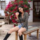 Victoria Justice – Beefeater Pink Gin Lounge Party in LA 4/11/2019 - 454 x 568