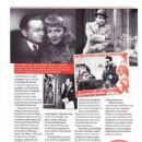 Edward G. Robinson - Yours Retro Magazine Pictorial [United Kingdom] (26 March 2018) - 454 x 642
