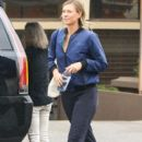 Maria Sharapova is seen leaving the gym on January 10, 2017 - 400 x 600