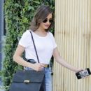 Olivia Culpo Heads Out Shopping in West Hollywood - 454 x 553