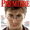 Daniel Radcliffe - Premiere Magazine Cover [France] (October 2010)