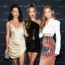 Adriana Lima – Maybelline x New York Fashion Week XIX Party in NYC - 454 x 683