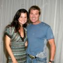 Heather Tom and Winsor Harmon III