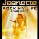 Jeanette Biedermann - Rock My Life Tour 2003
